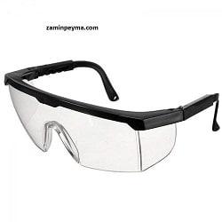 عینک آزمایشگاهی محافظ چشم