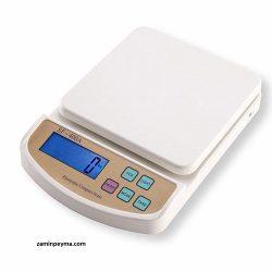 ترازو آزمایشگاهی مدارس رنج 1گرم تا 7 کیلو گرم