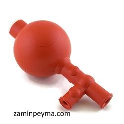 پیپت-پوار-pipette-bulb